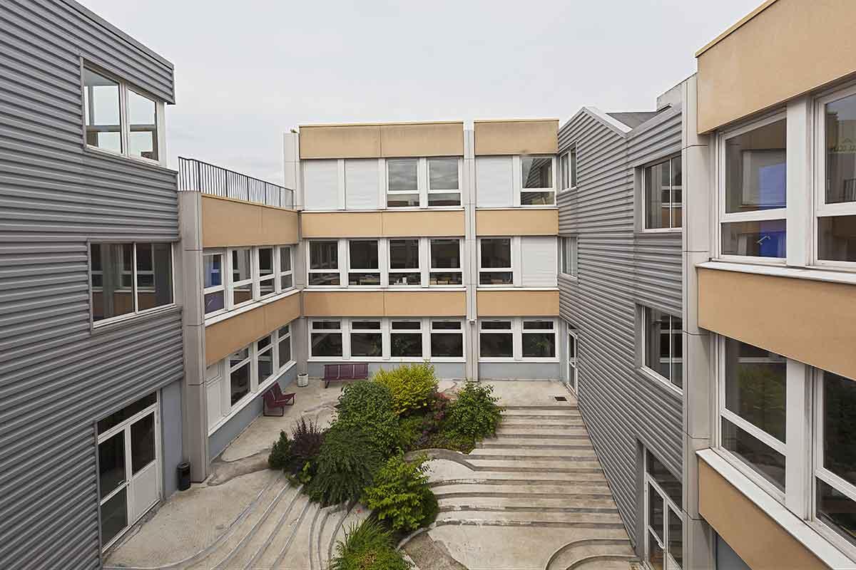Campus de Livry-Gargan